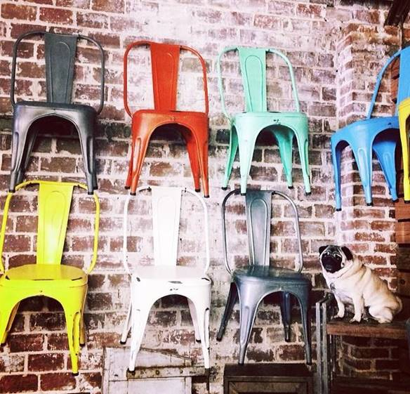 La chaise Tolix : une icône du design industriel français