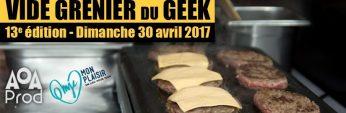 vide-greniers Geek