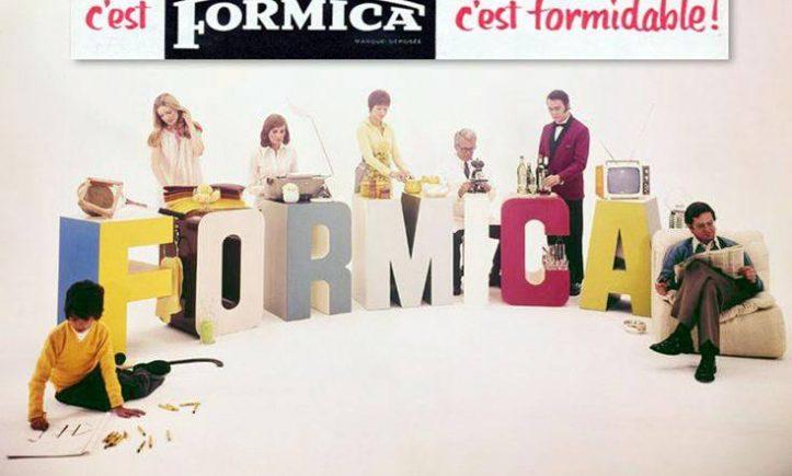 Formica , son histoire