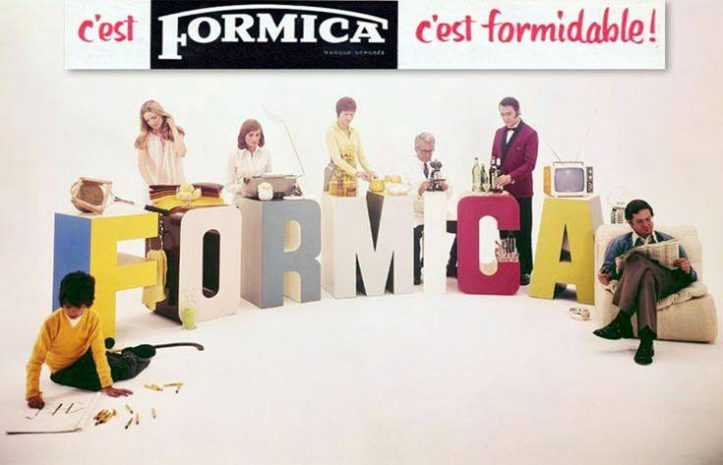 Formica , son histoire