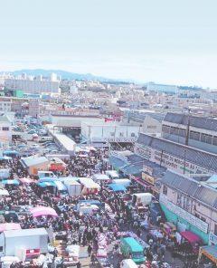 Marseille son marché aux puces