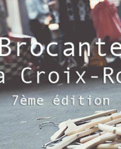brocante croix rousse
