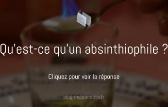 absinthe brocante