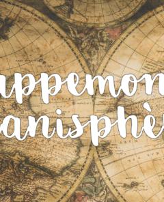 mappemonde planisphere