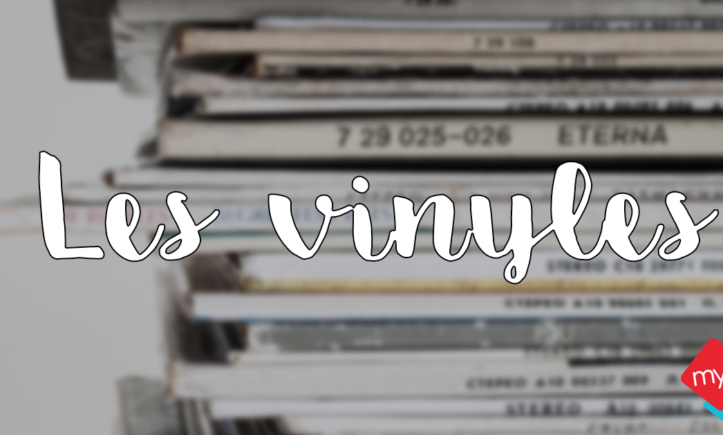 vinyles brocante vide grenier vintage